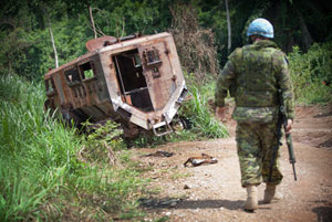 robust peacekeeping The beginnings of united nations peacekeeping  its approach to resolving the underlying conflict also became more robust united nations peacekeeping missions.