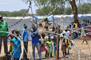 Stemming the Violence in South Sudan: Interview with David