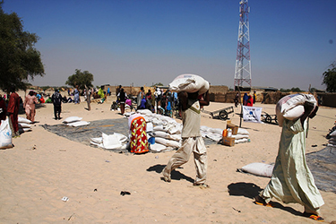 The possible release of the girls has raised hopes in Nigeria, where the conflict against Boko Haram has displaced large amounts of civilians. (EC/Anouk Delafortrie/Flickr)