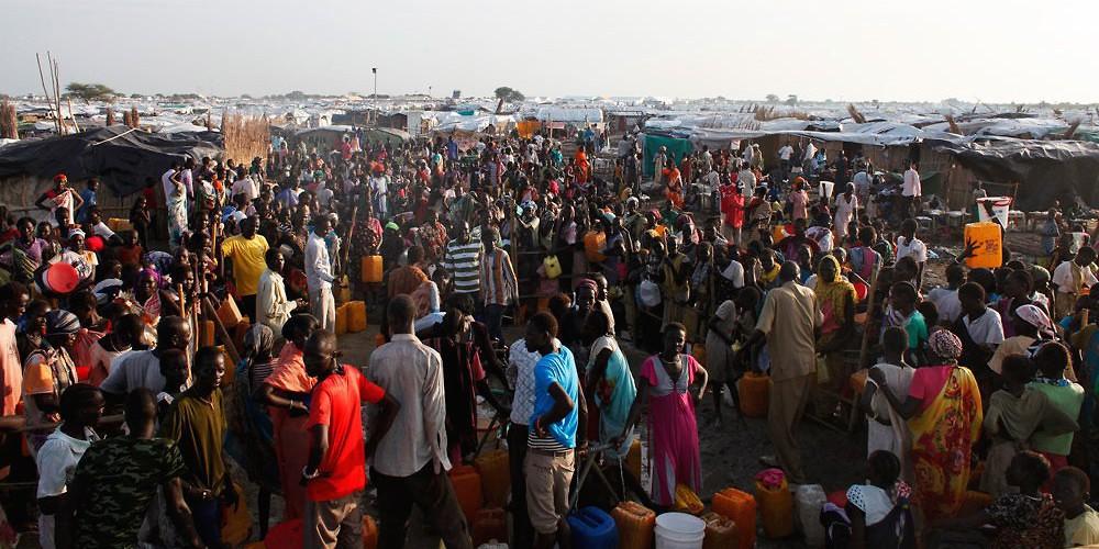 Bentiu, South Sudan