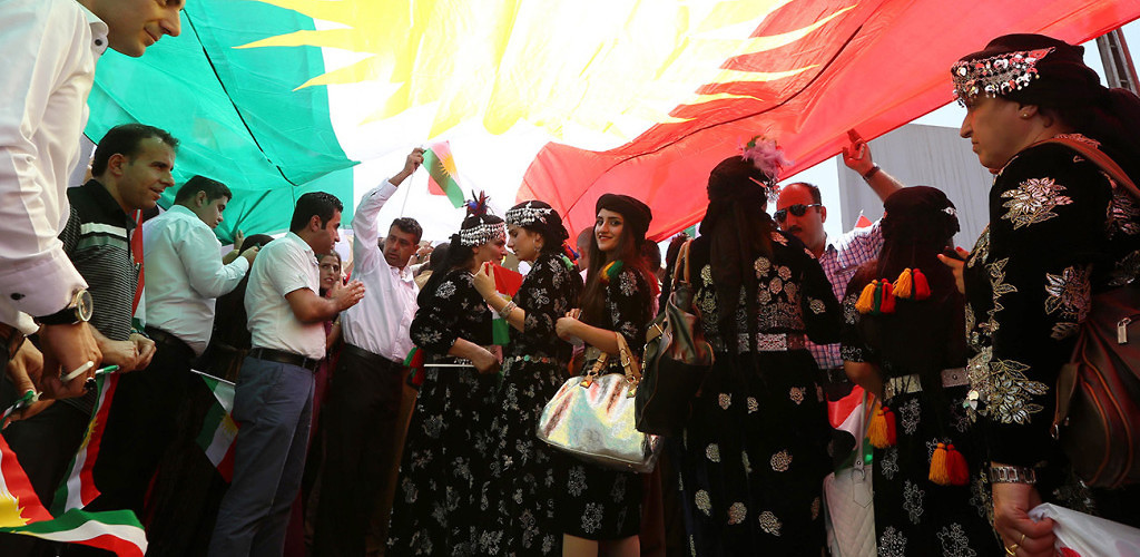 The Kurds Of Iraq Building A State Within A State