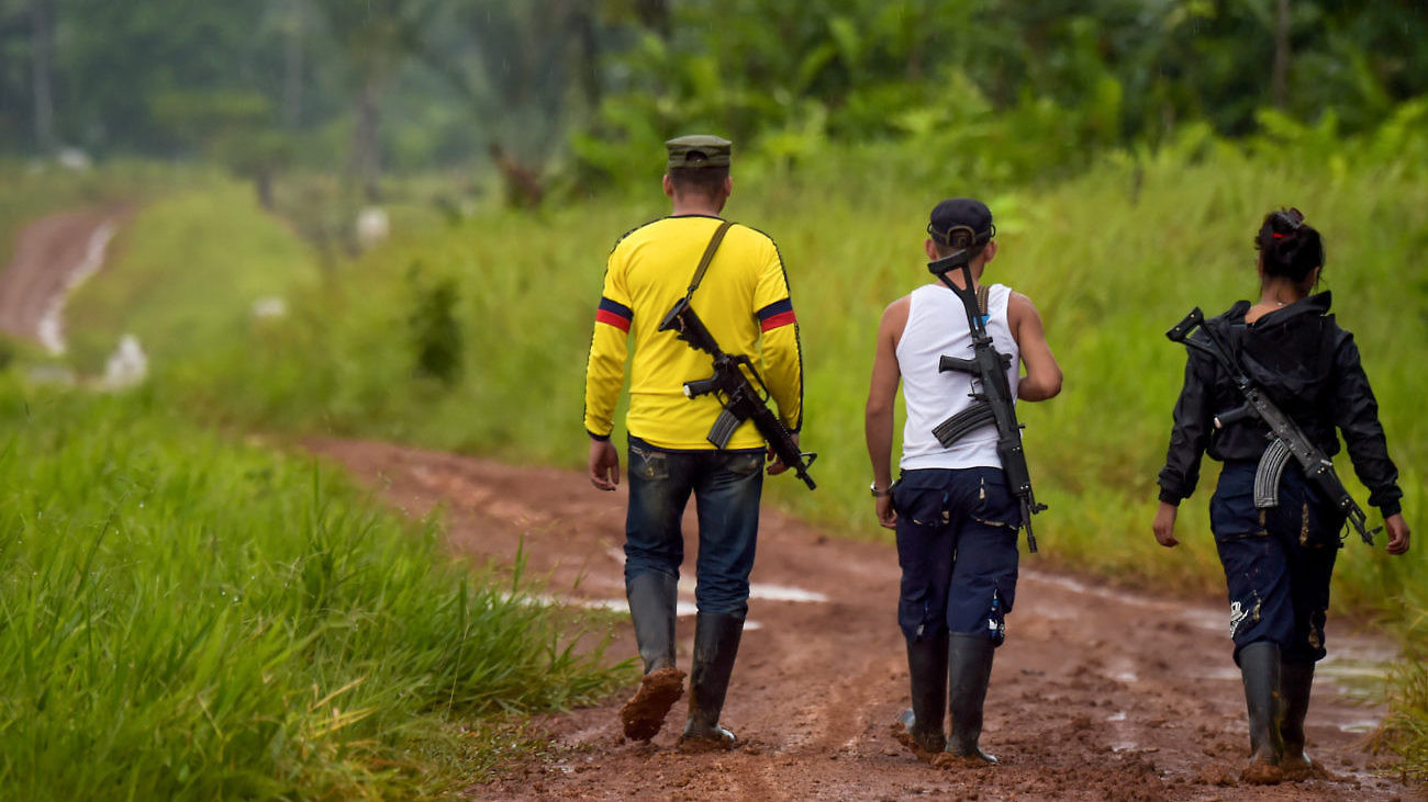 One Year On, How is the Colombia Peace Process? Slow, With Lurking