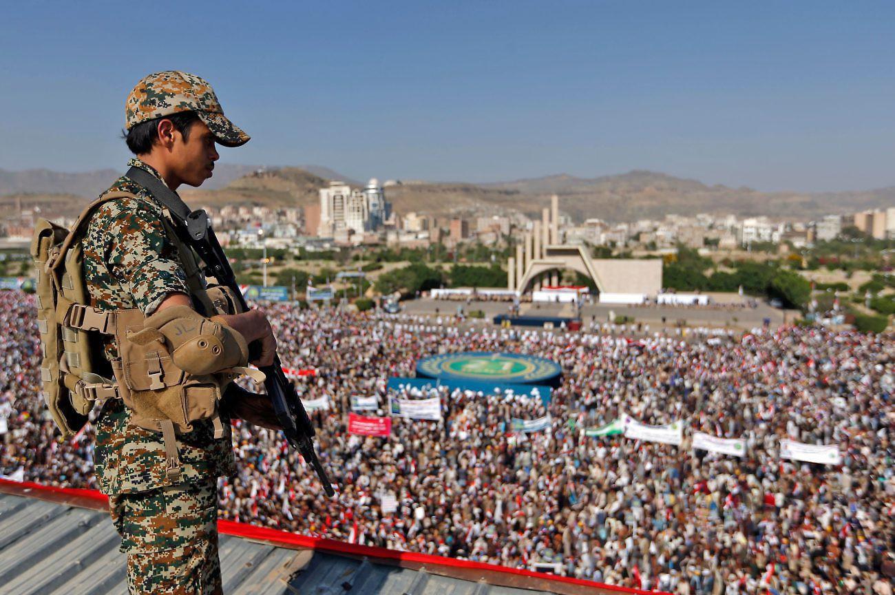 Yemen Conflict