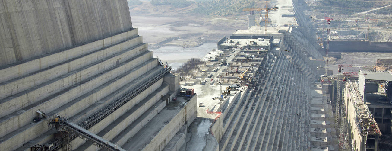 Blue Nile Dam Nears Completion Tripartite Agreement Remains