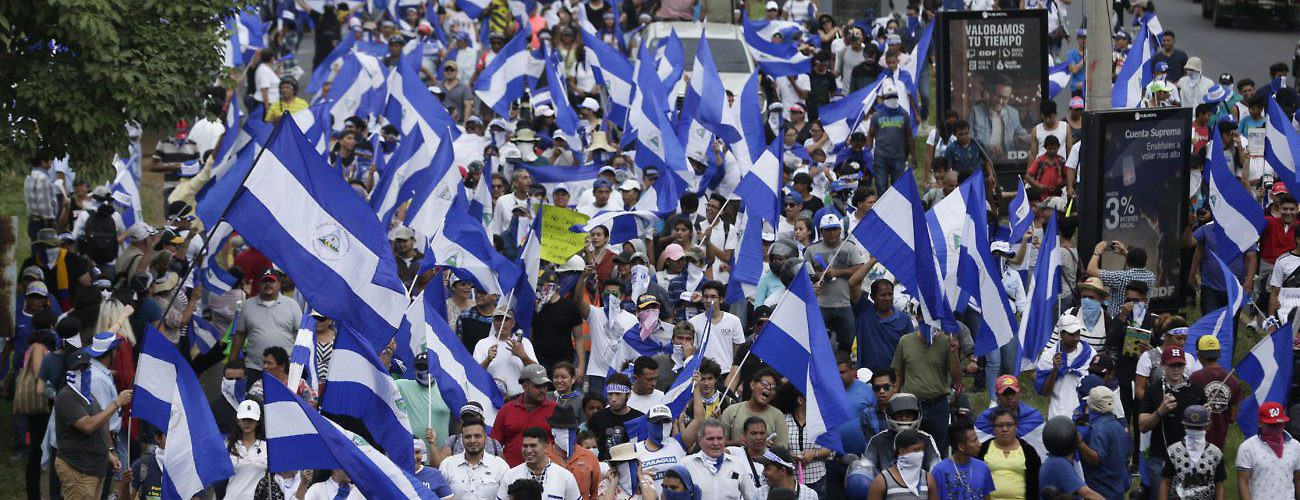 nicaragua s uprising from dictatorship to revolution to