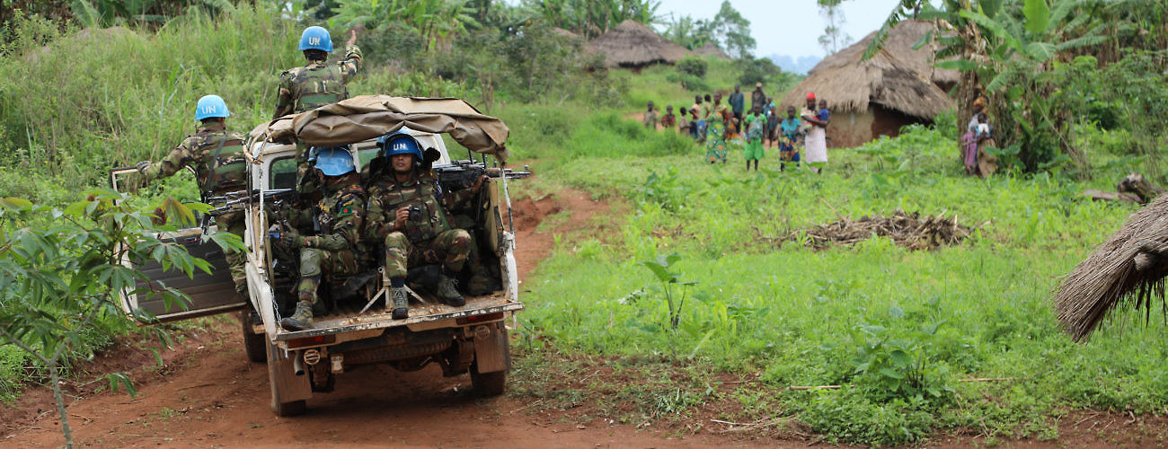 With DRC Election in December, MONUSCO, Squeezed by