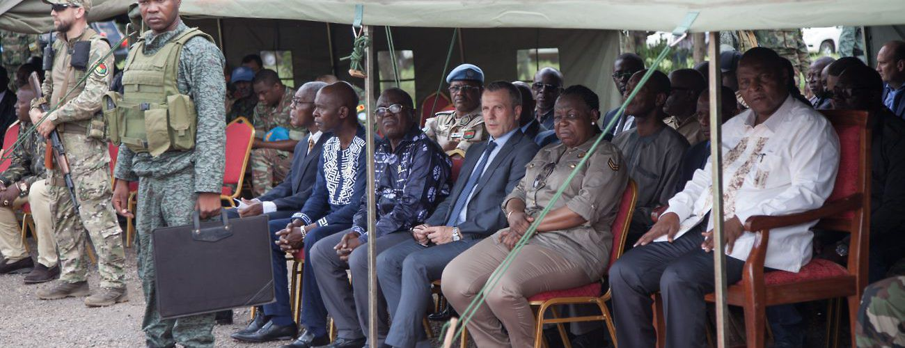 Support to Central African Republic's Armed Forces Missing