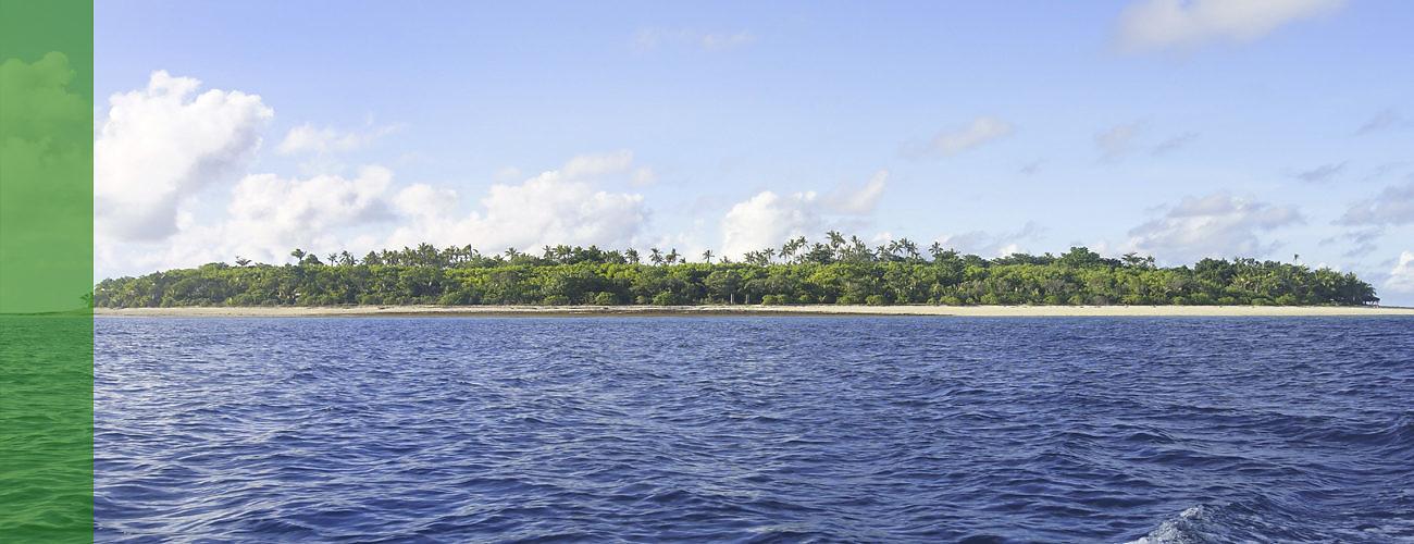 Fiji Islands Climate Change