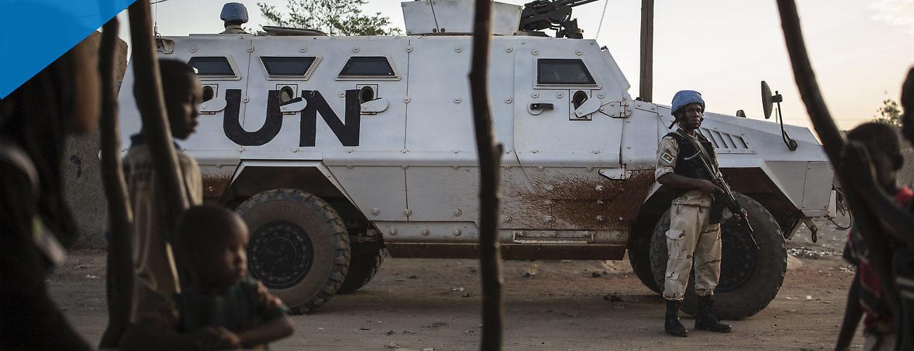 UN Police Mali