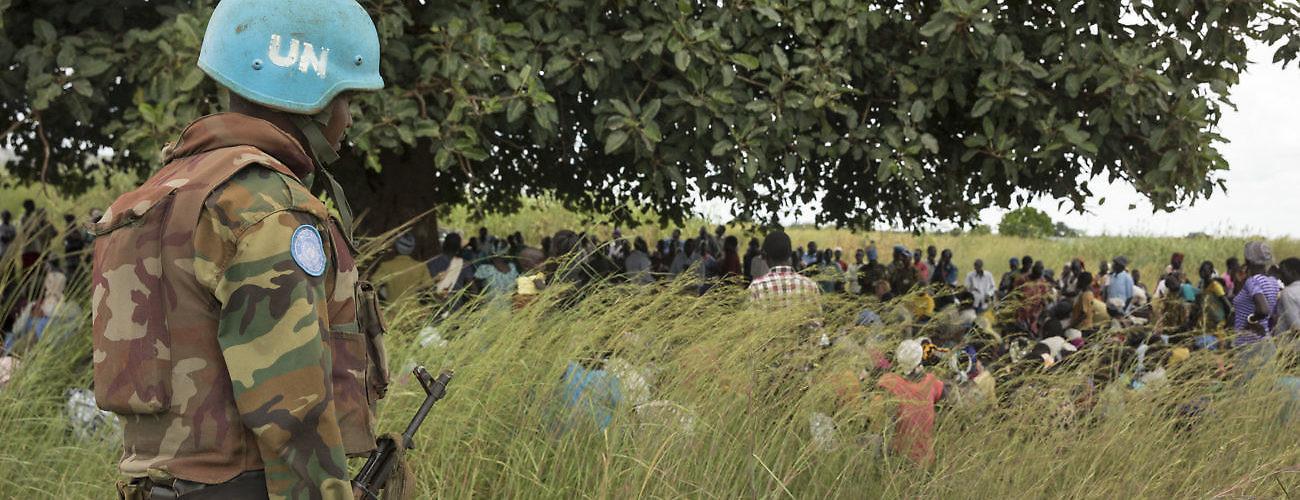 IDPs UNMISS