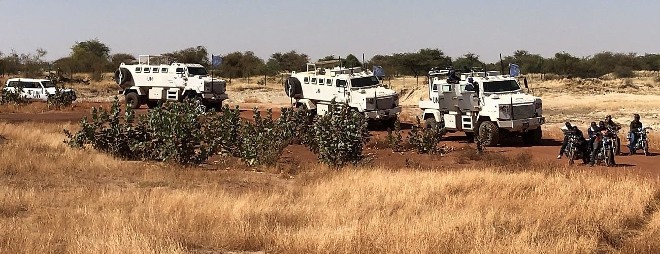 Peacekeeping Vehicles