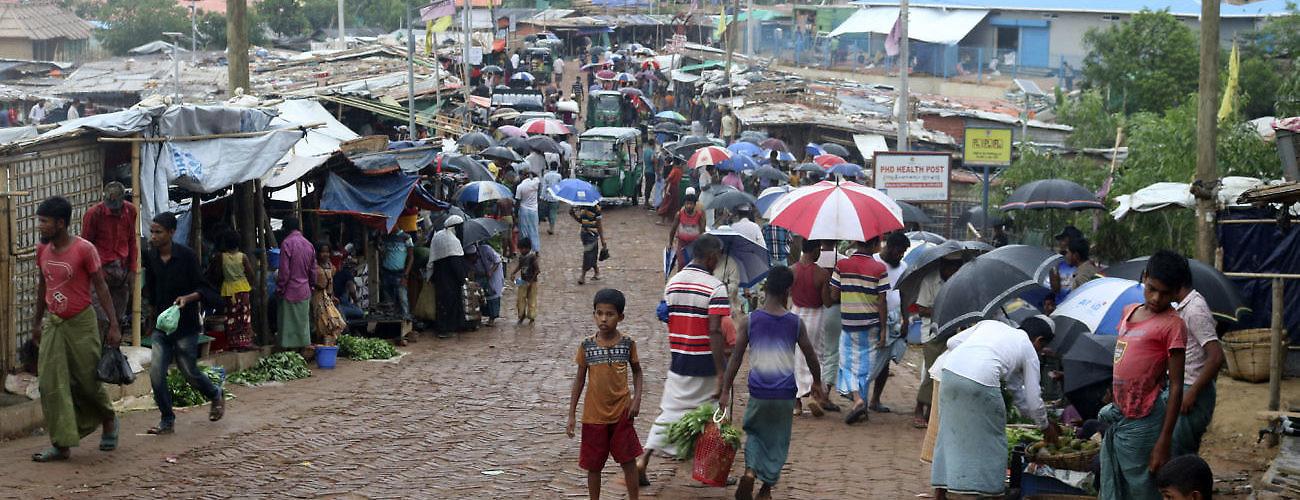 Coronavirus Rohingya