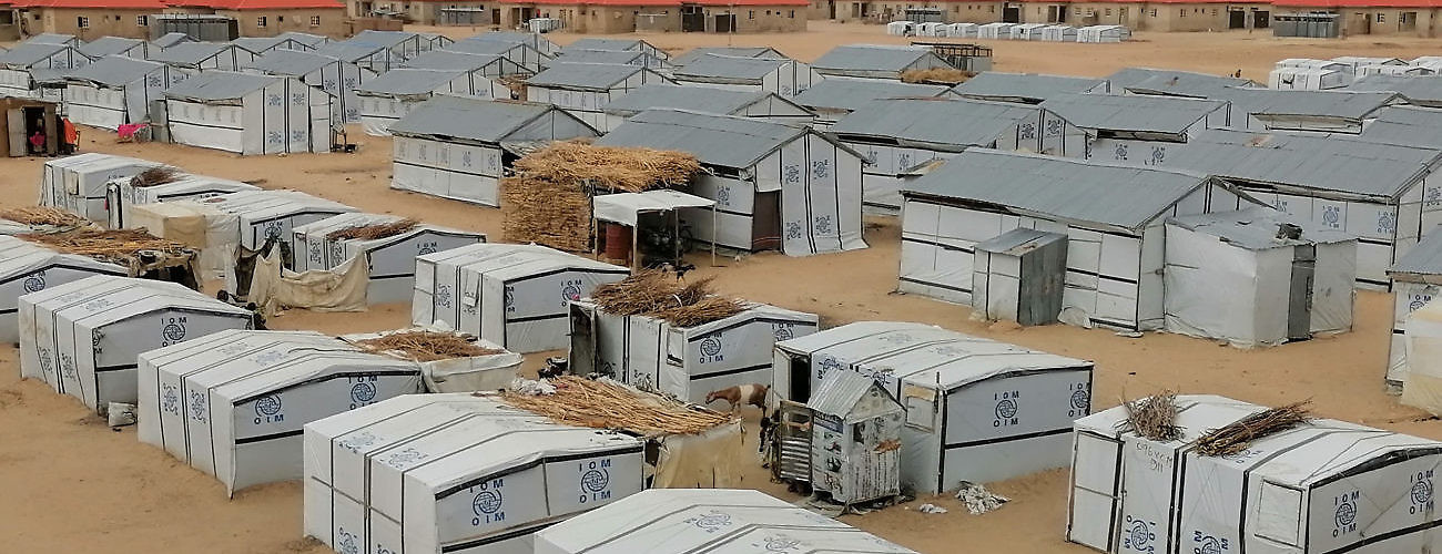 Nigeria IDP Camp
