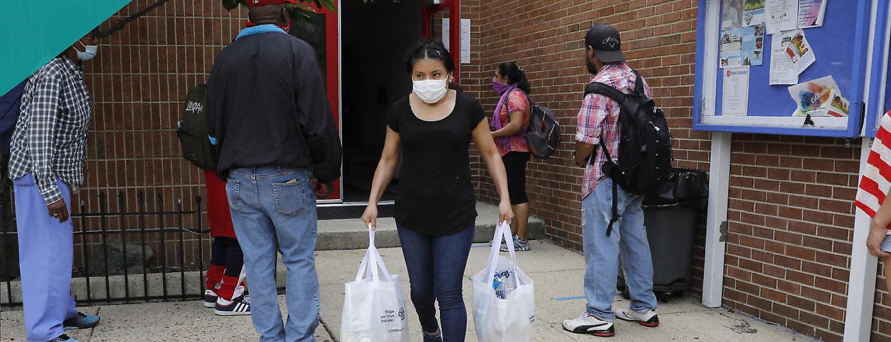 Free Food Pandemic