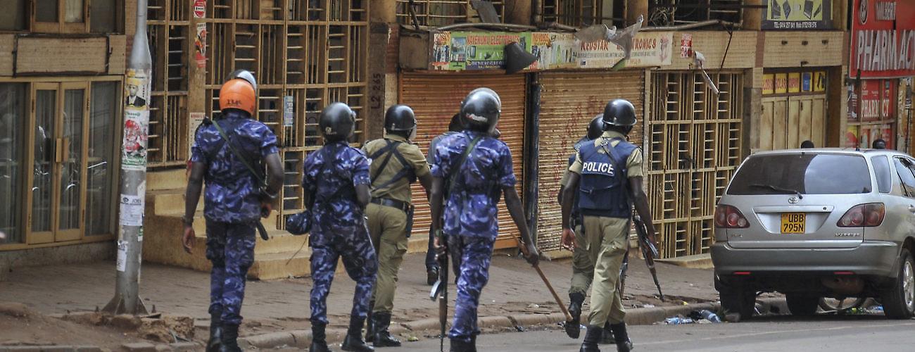 Uganda Election