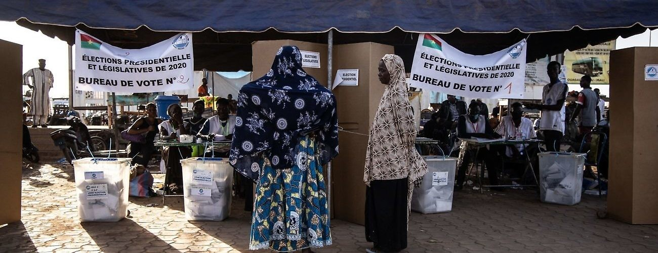 Burkina Faso Election