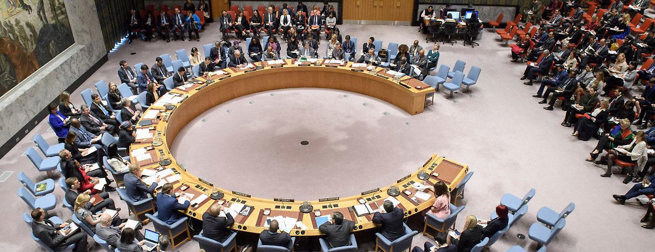 Security Council CRSV