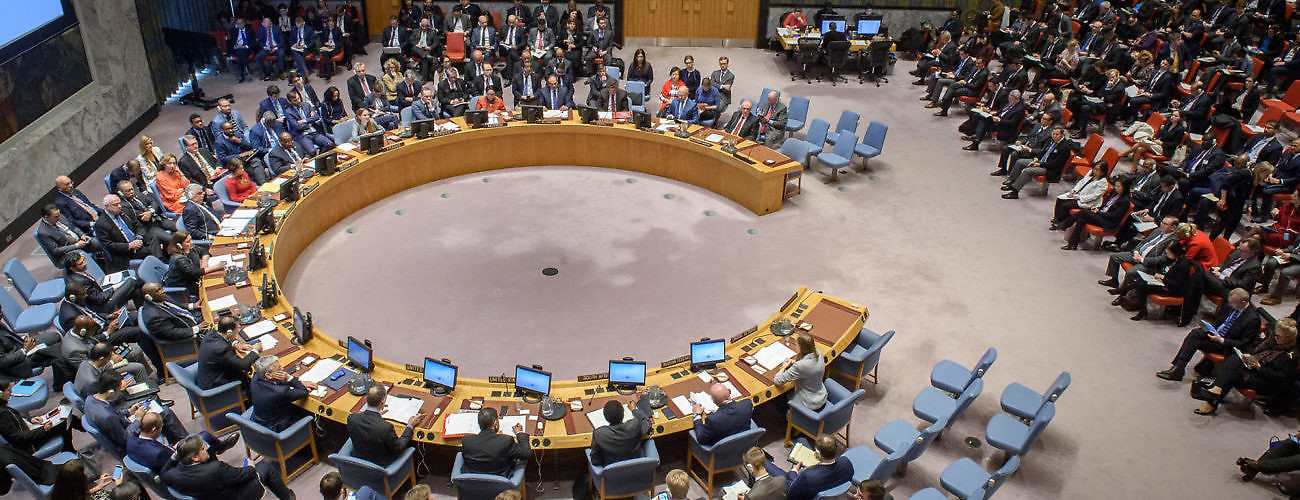 UN Security Council Climate Change