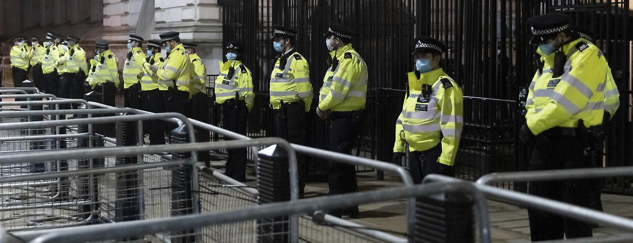 UK Police Crime Bill