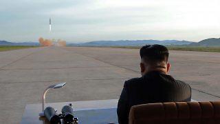 Hwasong-12 Launch