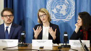 UN Investigators Rohingya Muslims