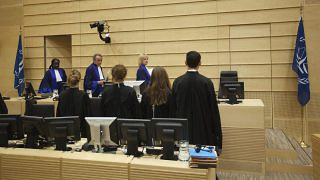ICC Judges