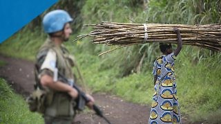 MONUSCO Peacekeeper