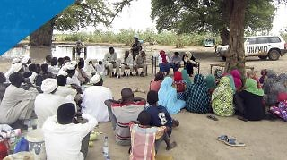 UNAMID Dialogue Peace