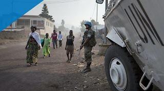 Peacekeeper DRC