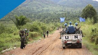 MONUSCO Peacekeepers