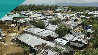 Nayapara Rohingya Refugee Camp