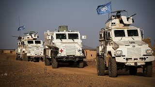 MINUSMA Peacekeepers