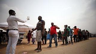Nigeria Coronavirus