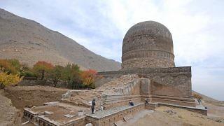 Topdapa Stupa Restoration
