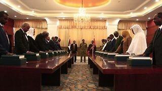 Hamdok Cabinet