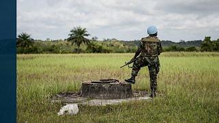 UNMIL Peacekeeper