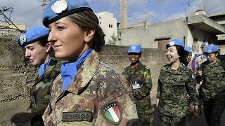 UNIFIL Women Peacekeepers