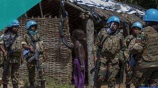 Women Peacekeepers MINUSCA