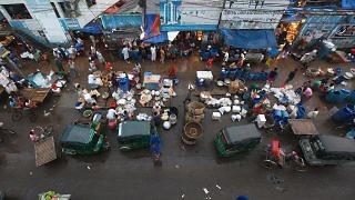 Fish Market Dhaka