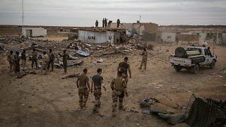 Terrorist Attack Mali